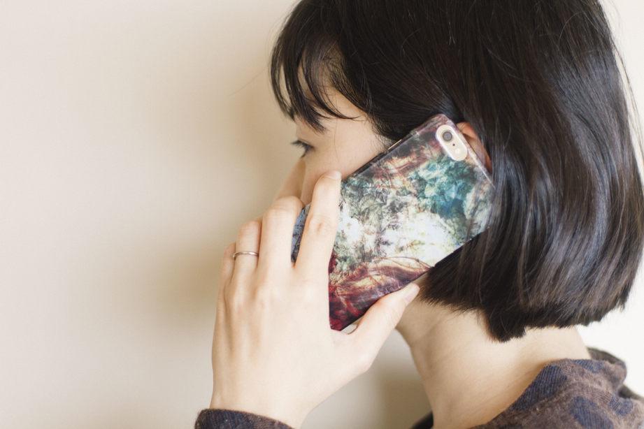 【販売終了】町田宗弘iPhoneケース「in the clear」